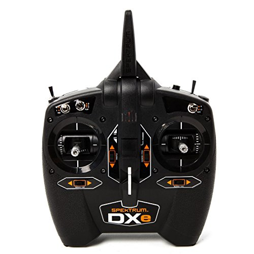 Spektrum DXe DSMX 2.4GHz 6-Channel Tx Transmitter Only, SPMR1000