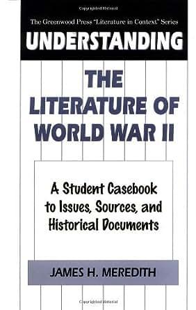 world war 2 literature