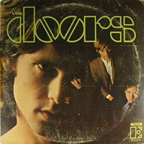 The Doors: The Doors - Self-Titled LP Vinyl Record Album (Vg Vinyl Door)