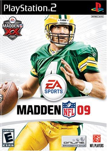 Madden NFL 09 - PlayStation 2 - Center Keys Outlet Florida