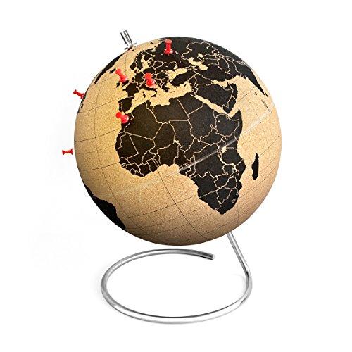 SUCK UK Mini-Kork-Globus