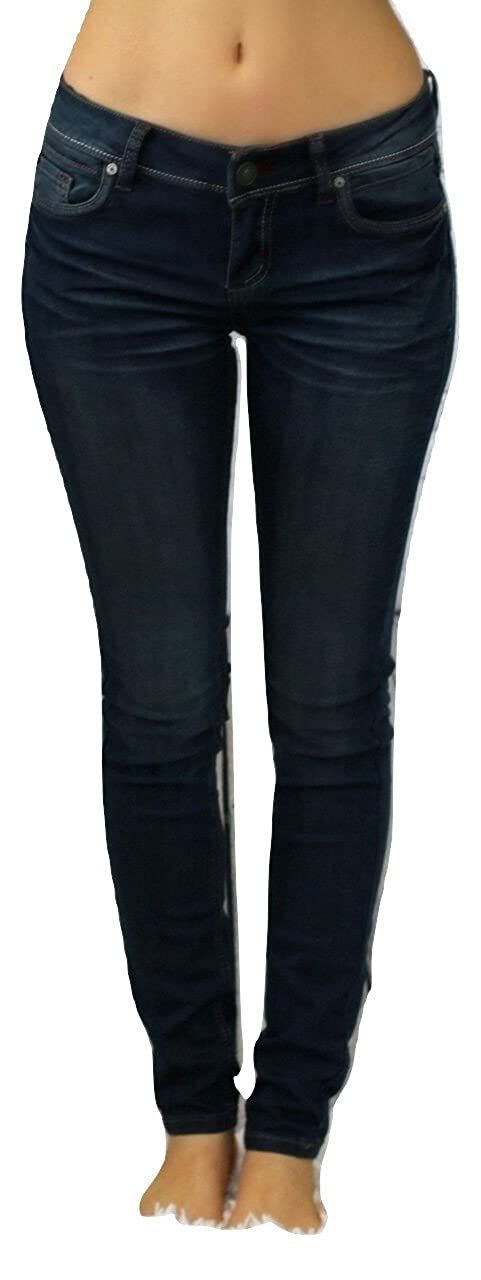Valentina Boulevard Fresh Skinny Jeans-Dark Wash