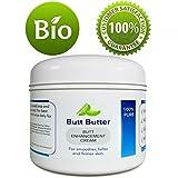 Honeydew Natural Butt Enhancement Cream for Women and Men - Plump Booty Enhancer