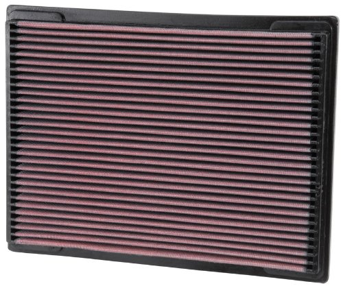 K&N 33-2703 High Performance Replacement Air Filter