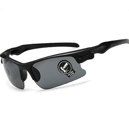 AOLVO Gafas de Sol Moda, Gafas de Pesca, Gafas de conducción Nocturna, visión