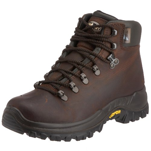 Grisport Unisex Adult Avenger Sympatex Lined Waterproof and Breathable Italian Walking Boot 12 Brown