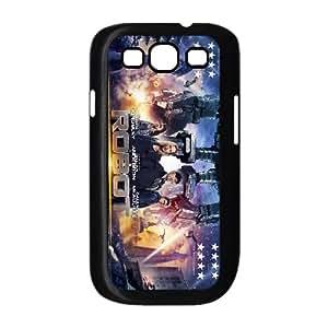Robot Overlords 2 funda Samsung Galaxy S3 9300 caja funda del teléfono celular del teléfono celular negro cubierta de la caja funda EEECBCAAL07070