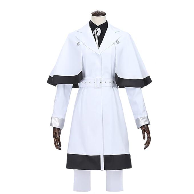 Amazon.com: xcoser Yonebayashi Saiko - Traje de disfraz para ...