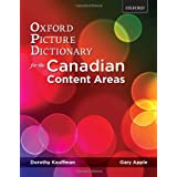 Oxford Picture Dictionary for the Content Areas, Canadian Edition