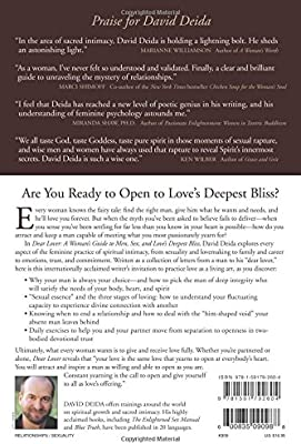 Dear Lover: A Womans Guide to Men, Sex, and Loves Deepest Bliss