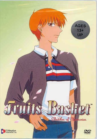 Fruits Basket: Volume Three - Puddles of Memories