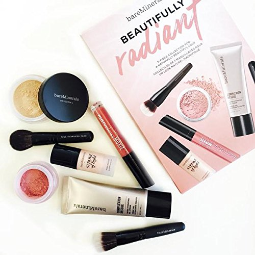 bareMinerals Beautifully Radiant 7-Piece Collection Set - Fairly Light