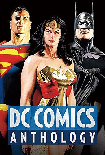 DCコミックスアンソロジー 1939年から現代にいたる代表作16選