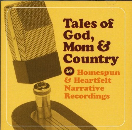 Tales of God Mom & Country by Echo Records