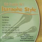 Daywind Karaoke Style: Kirk Franklin, Vol. 1