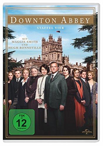 DOWNTON ABBEY-SEASON 4 – MOVIE [DVD] [2013]