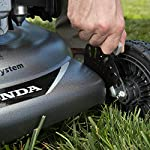 """Honda HRR216VYA 21'' 3-in-1 Self Propelled Smart Drive Roto-stop Lawn Mower with Auto Choke and Twin Blade System 10 Honda HRR216VYA 21"""" 3-in-1 Self Propelled Twin Blade Mulching Lawn Mower"""