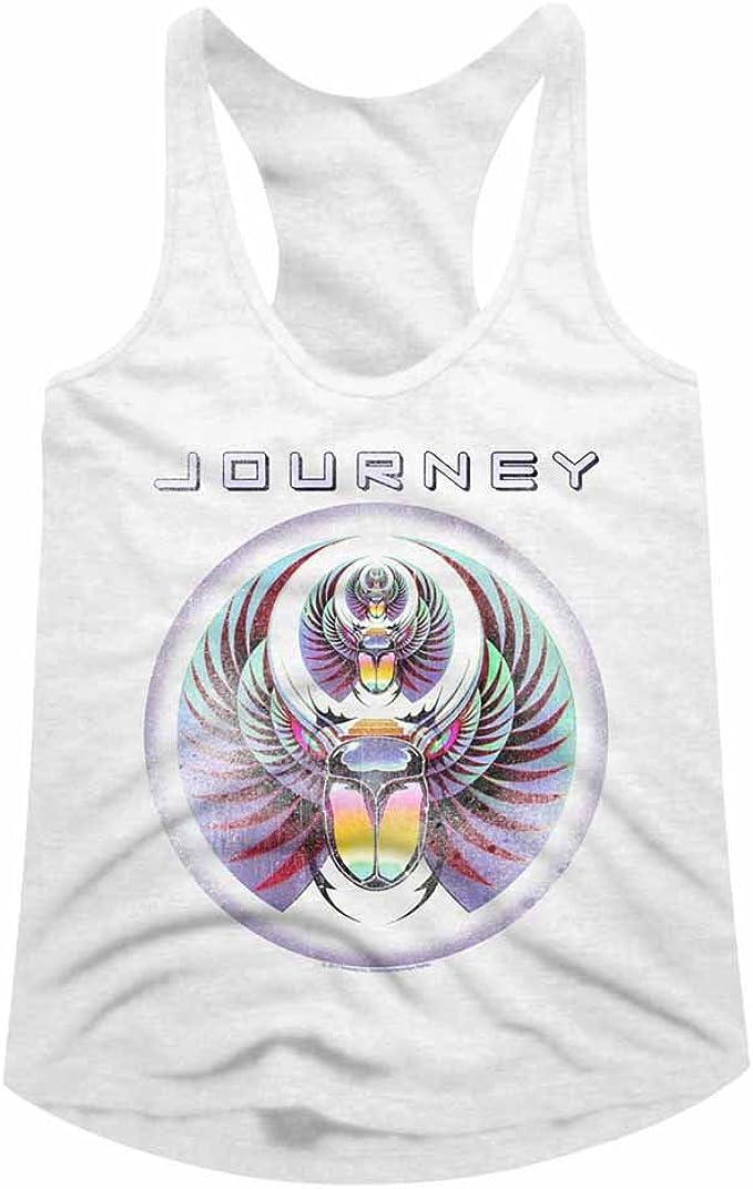 Journey Frontiers Album Cover Women/'s Tank Top Art Concert Rock Band Racerback