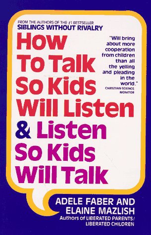 Buy books about parenting