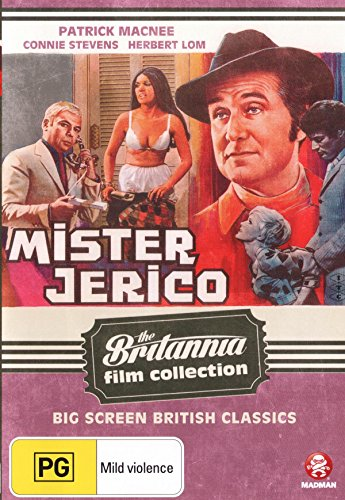 Mister Jerico [Patrick MacNee, Connie Stevens] [PAL
