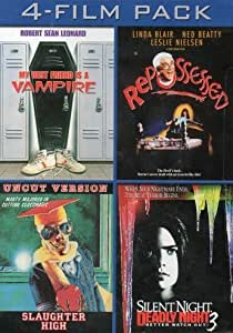 My Best Friend Is A Vampire / Repossessed / Slaughter High / Silent Night, Deadly Night 3 4-Film Pack: Amazon.es: Cine y Series TV