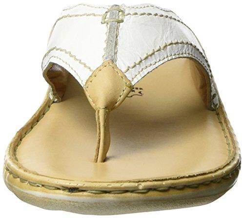 Mujer Dedos para Blanco Protectores 137 de White 27210 Tamaris sand IqXtx