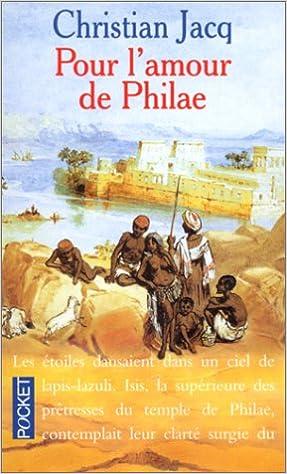 Livre gratuits en ligne Pour l'amour de Philae pdf, epub ebook