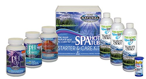 Waters Choice Spa Start-Up and Maintenance Kit 3 Month Supply ()