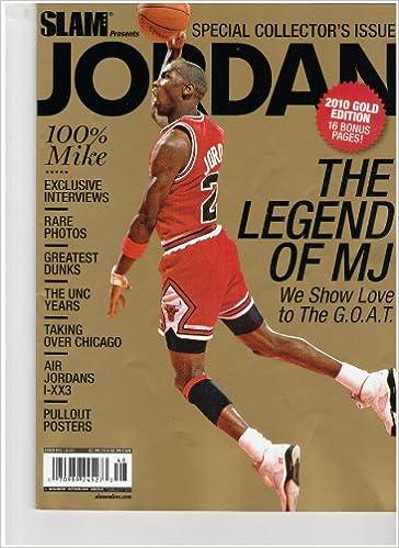 a99a9f6519dfb7 Slam Presents Jordan Magazine (Special Collector s Edition