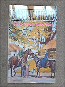 Book Dog, a Horse and a Heart