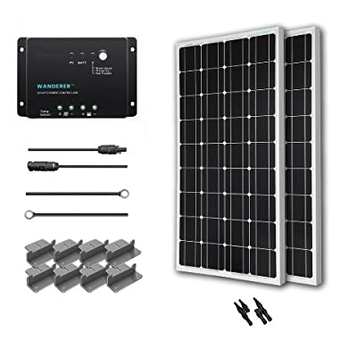 Best Cheap Deal for Renogy KIT-STARTER200D 200 Watts 12 Volts Monocrystalline Solar Starter Kit by Renogy - Free 2 Day Shipping Available