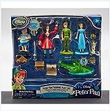 Walt Disney's Peter Pan Collectible Figure Set, Baby & Kids Zone