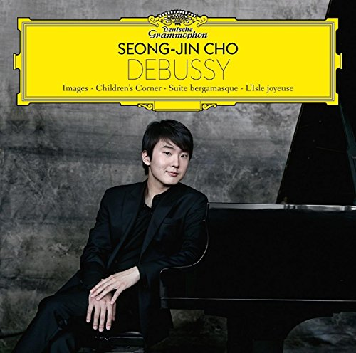 CD : Seong-Jin Cho - Debussy (images I & Ii: Suite Bergamasque)