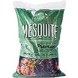 Traeger PEL305 Grills Mesquite 100% All-Natural Hardwood Pellets - Grill, Smoke, Bake, Roast, Braise, and BBQ (20 lb. Bag)