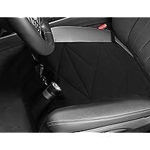 GVN Concealed Car Seat Pistol Holster and Mattress Bed Hand Gun Holster Fits Glock, Ruger LCP, M&P, Sig Sauer, Ruger, Kahr, Beretta, 1911 etc