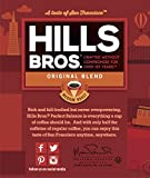 Hills Bros Coffee Original Blend Medium Roast Ground, 26 Ounce