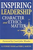 This book is about why character and ethics do matter. While many authors of leadership books attempt to answer tough questions about leadership with sweeping generalizations, the authors chose instead to focus on one simple premise: Doing the right ...