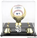 San Diego Padres Golden Classic Single Baseball Display Case