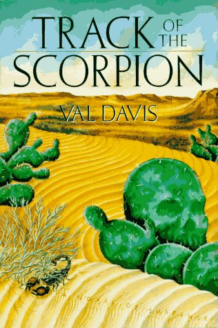 book cover of Track of the Scorpion