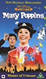 Mary Poppins (1964) (Disney) [VHS] [1965]