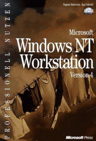 Microsoft Windows NT Workstation Version 4.0 Professionell Nutzen