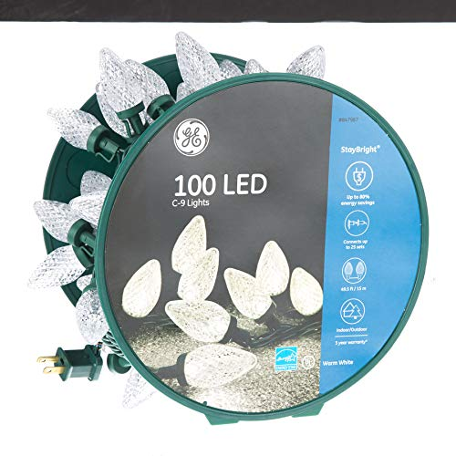 100 Count C9 Led Lights in US - 4