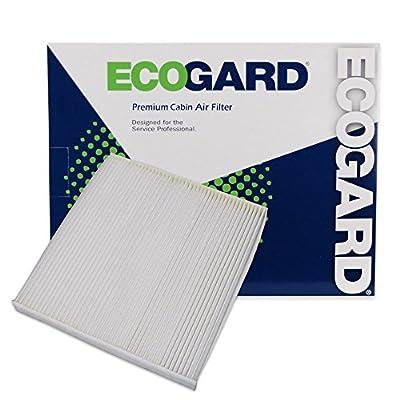 Ecogard XC10305 Premium Cabin Air Filter Fits Chrysler 200 2015-2020 | Jeep Cherokee 2014-2020: Automotive