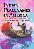 Indian Placenames in America 9780786419838