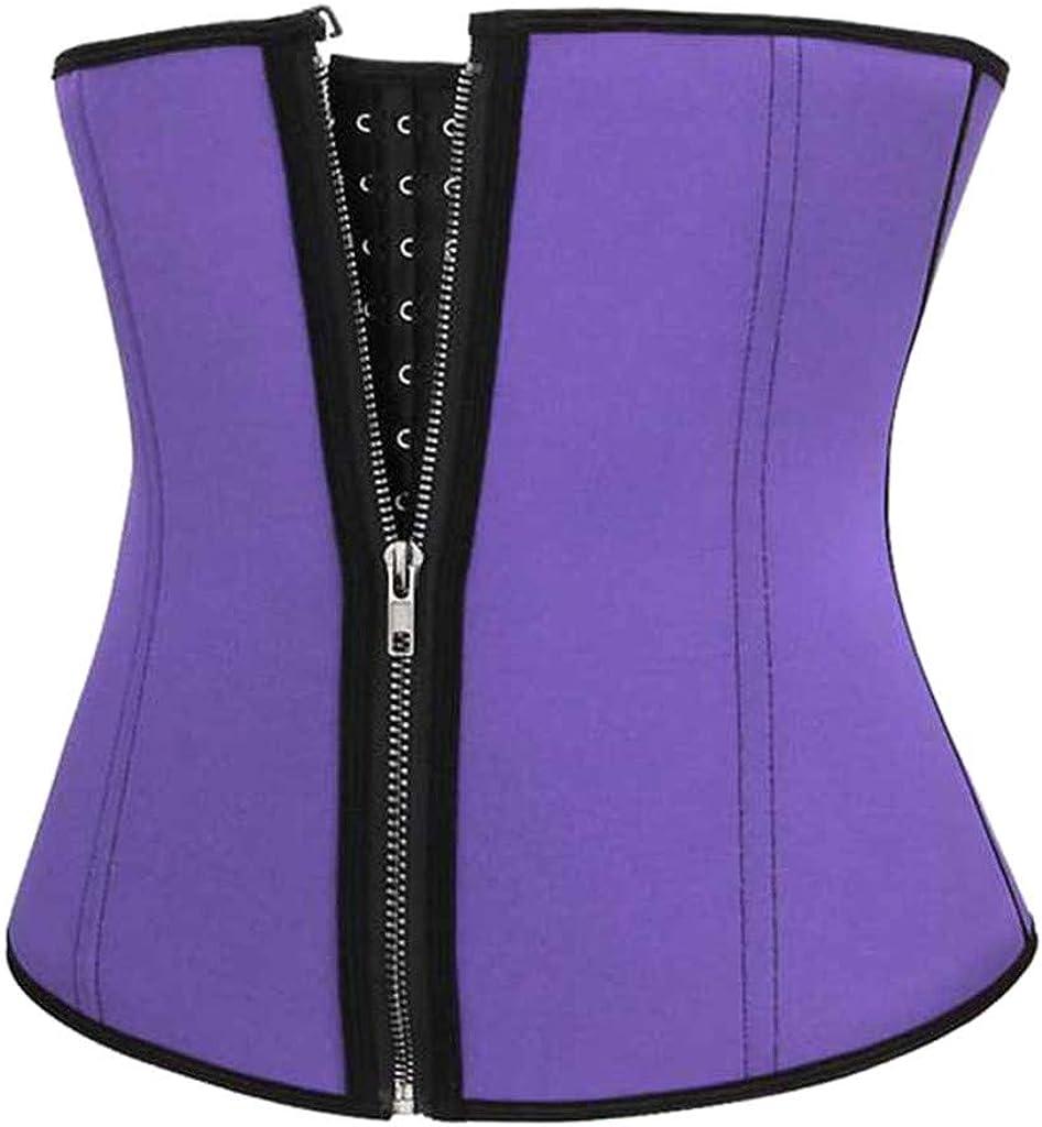 Coedfa Body Shaper for Women Women As Shaping Underwear Abdomen Waist Corset Adjust Zipper Girdle Body Corset