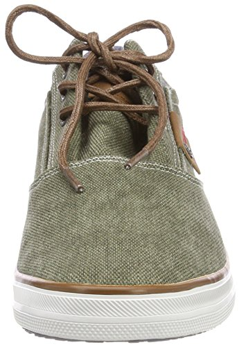 Khaki Men's Tailor Shoes Green 4881507 Tom Boat x5YwOqId