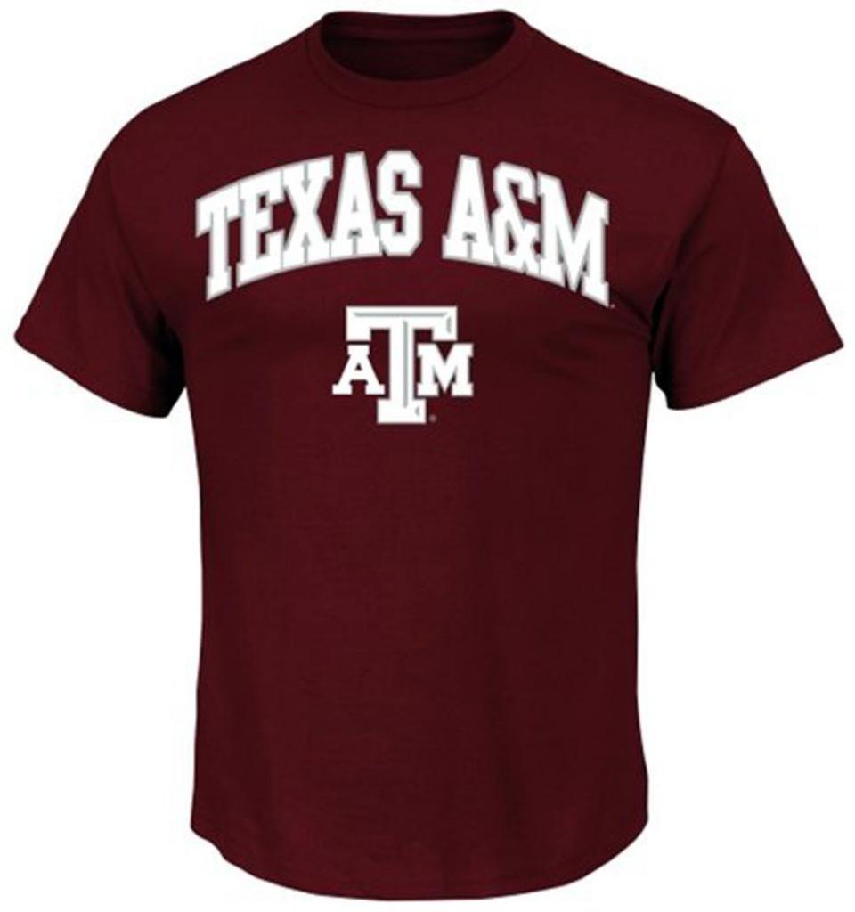 Texas A & M Chemise Sweat à capuche Chapeau Bonnet Veste Aggies université