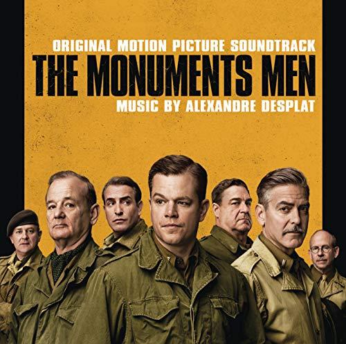 The Monuments Men (Original Motion Picture Soundtrack) (Motion Man)