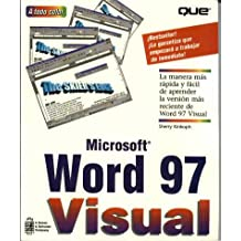 Microsoft Word 97 Visual