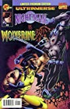 img - for Night Man vs. Wolverine, Edition# 0 book / textbook / text book